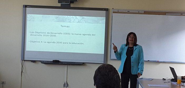 Reunión Red Kipus Perú – 12 de diciembre, 2016
