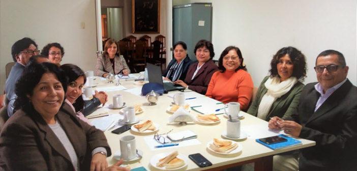 Reunión Red Kipus Perú – 18 de junio de 2018