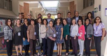 Reunión de coordinación internacional de la red para el encuentro al 2020